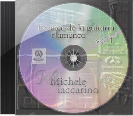 Product picture tecnica y ejercicios para la guitarra flamenca